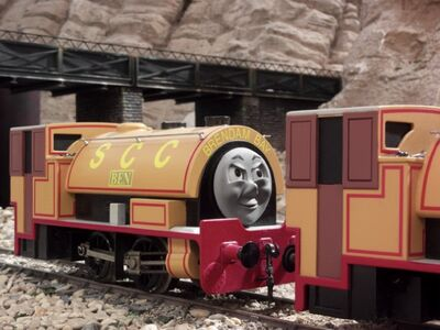 Ben (Thomas & Friends)