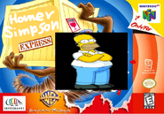 Homer Simpson Express