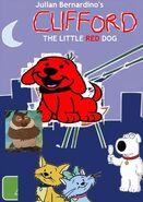 Clifford the Little Red Dog (Julian14bernardino's Style)