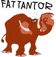 Fat Tantor - The Movie.