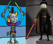 Thomas 2 (Boss Battles) - Part 02 - Thomas vs Iron Arry.