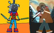 Thomas 3 (Boss Battles) - Part 04 - Thomas vs Spencer Round 2.