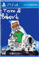 Tom and Bobert.