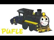 Pufle the Train.