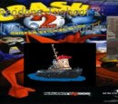 Theodore Tugboat 2: Oliver Strikes Back (PlayStation 1) (Julian Bernardino's Style)