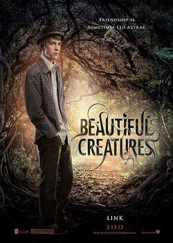Beautiful Creatures Link poster