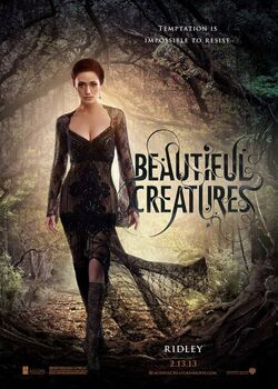 Beautiful Creatures Ridley poster