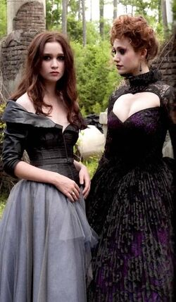 Lena and Ridley Duchannes
