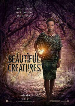 Beautiful Creatures Amma poster