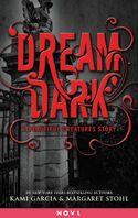 Dream dark book cover