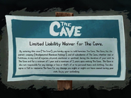The Cave Is Not Liable-360