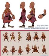 Monk Concept-360