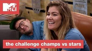 'Tori Is Here To Save The Champs' Official Sneak Peek The Challenge Champs vs