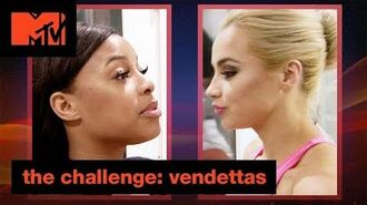 'Say It To My Face' Official Sneak Peek The Challenge Vendettas MTV