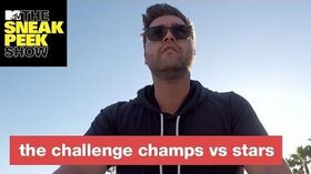 CT & Tony Train For The Final Challenge The Sneak Peek Show MTV