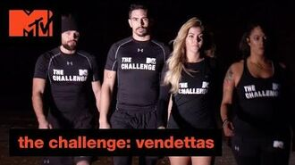 'The Mercenaries' Official Sneak Peek The Challenge Vendettas MTV