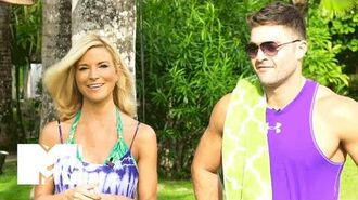 The Challenge Battle of the Exes II He Said She Said w CT & Diem MTV