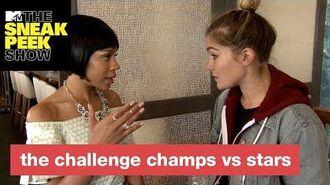 Tori & Lil Mama Are '100% The Next Target' The Sneak Peek Show MTV