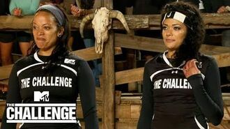 Aneesa vs. Jonna 💪 Wrecking Wall The Challenge Free Agents