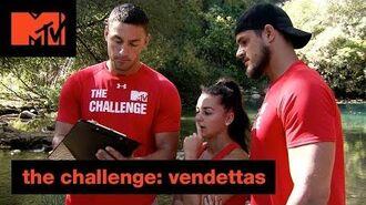 'Natalie vs. Nelson… Again' Official Sneak Peek The Challenge Vendettas MTV