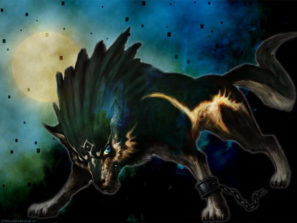 Wolf Link Twilight Princess Wallpaper