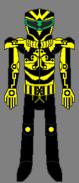 Custom Metroid Bounty Hunter Designation Yellow Jacket Regular Suit By Lord Rose Thorn