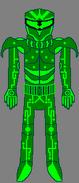 Custom Metroid Bounty Hunter Designation Yellow Jacket Bio Hazard Resistant Upgrade By Lord Rose Thorn