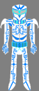 Custom Metroid Bounty Hunter Designation Yellow Jacket Arctic Combat Upgrade By Lord Rose Thorn