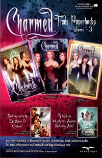 Charmed Season 9 Ad