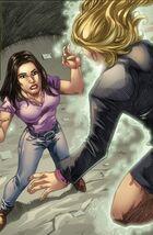 Molecular Immobilization in the Comics