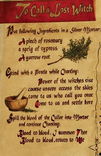 wiki how to become a witch