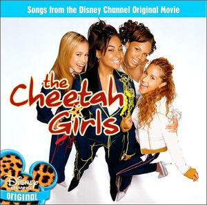 The Cheetah Girls soundtrack