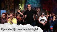 Sandwich Night 0001