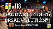 Sandwich Night Br3advolution 0001