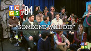 Someone Will Die 0001