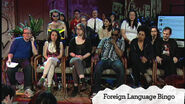 Foreign Language Bingo 0001