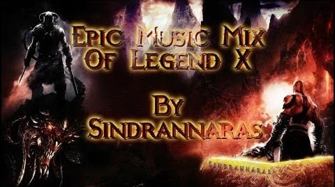 Epic Music Mix Of Legend X