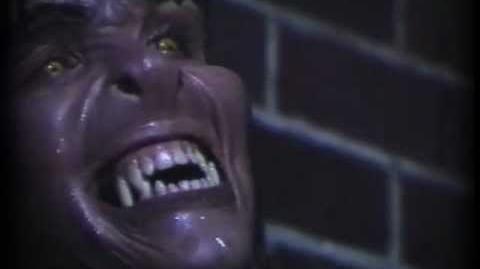 """Werewolf Transformation (""""The Lycanthrope"""" short film)"""