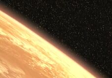 Dark-planet