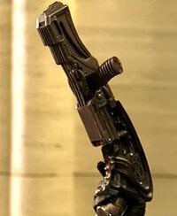 Gravity-gun