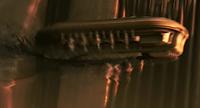 Sarcophagus-ship