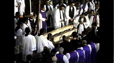 COGIC Homegoing service for Bishop J O Patterson part 4