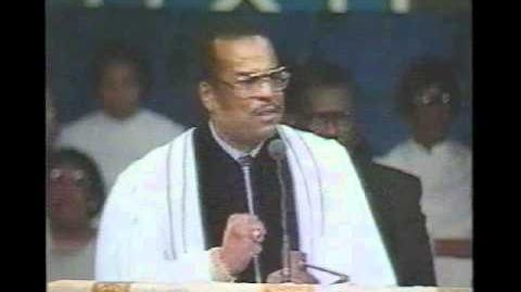 """Bishop J.O. Patterson, Jr. preaches """"Never Give Up"""" (1992)"""
