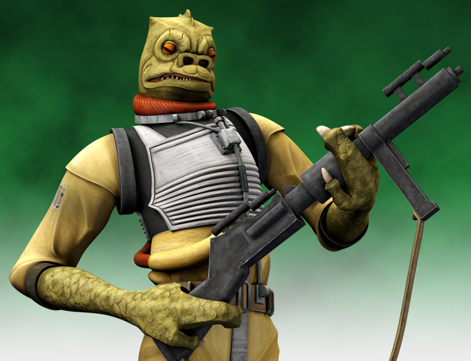 Bossk The Clone Wars Fandom