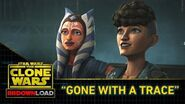 "Clone Wars Download - ""Gone with a Trace"""
