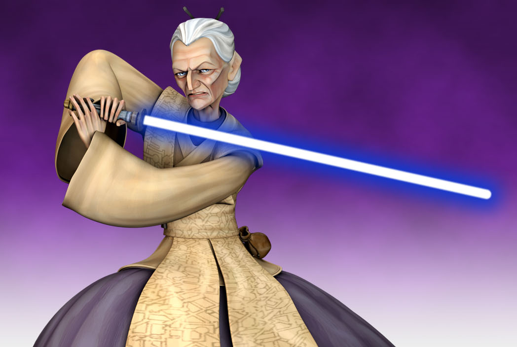 Star Wars The Clone Wars Master Di
