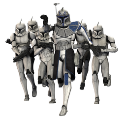 File:Captain Rex And His 501st Troopers.png