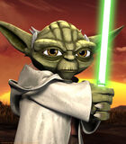 Yoda CloneWars