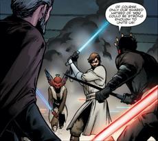 Maul Dooku vs Jedi-SOD