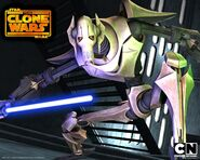 Swcw wallpaper grievous a 1280x1024